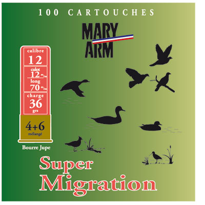 Mary Arm Super Migration