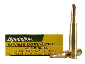 Remington 280 core lokt SP