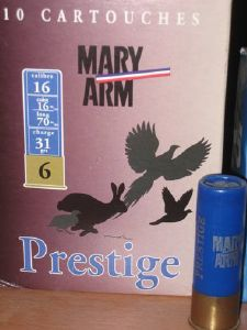 Mary arm prestige 16