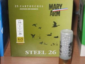Mary Arm Steel 26