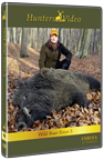 DVD Sangliers en battue vol 5 (wild boar fever)