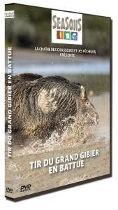 DVD Seasons Tir du grand gibier en battue