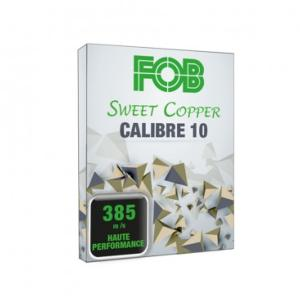 FOB Calibre 10 Sweet Copper cuivre 50g