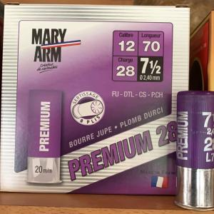 Mary arm Premium cal 12
