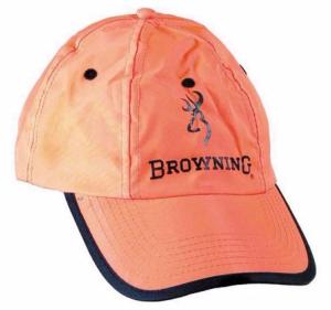 Casquette fluo Browning Young hunter