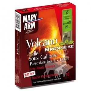 Mary Arm Volcano Brenneke Sous calibrée