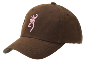 Casquette Browning Lady Durawax