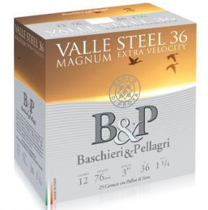 B&P Valle steel 36 magnum HP