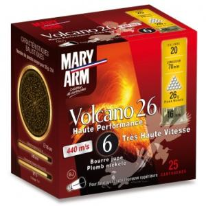 Mary Arm Volcano calibre 20 26g N°6