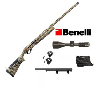 Pack Benelli Super Black Eagle 3 camo Max5