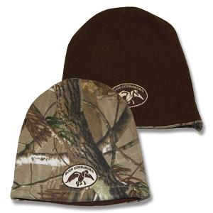Bonnet Camo Duck Commander Camo reversible
