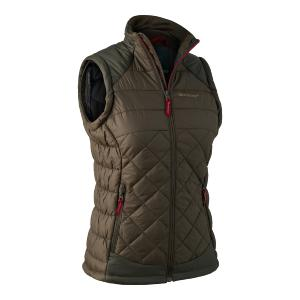 gilet matelassé femme lady Christine deer hunter