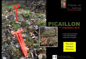 Angulateur de tir Picaillon