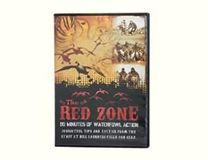 DVD Red zone Bill saunders