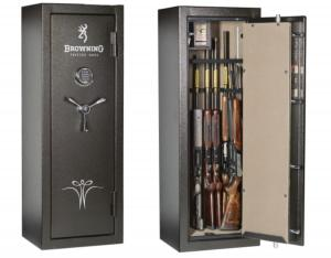 Coffre fort 12 armes Browning Defender 12