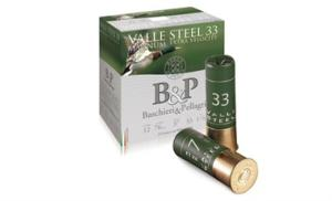 B&P Valle steel 33 magnum HP