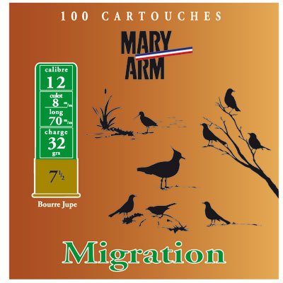 Mary Arm  Migration